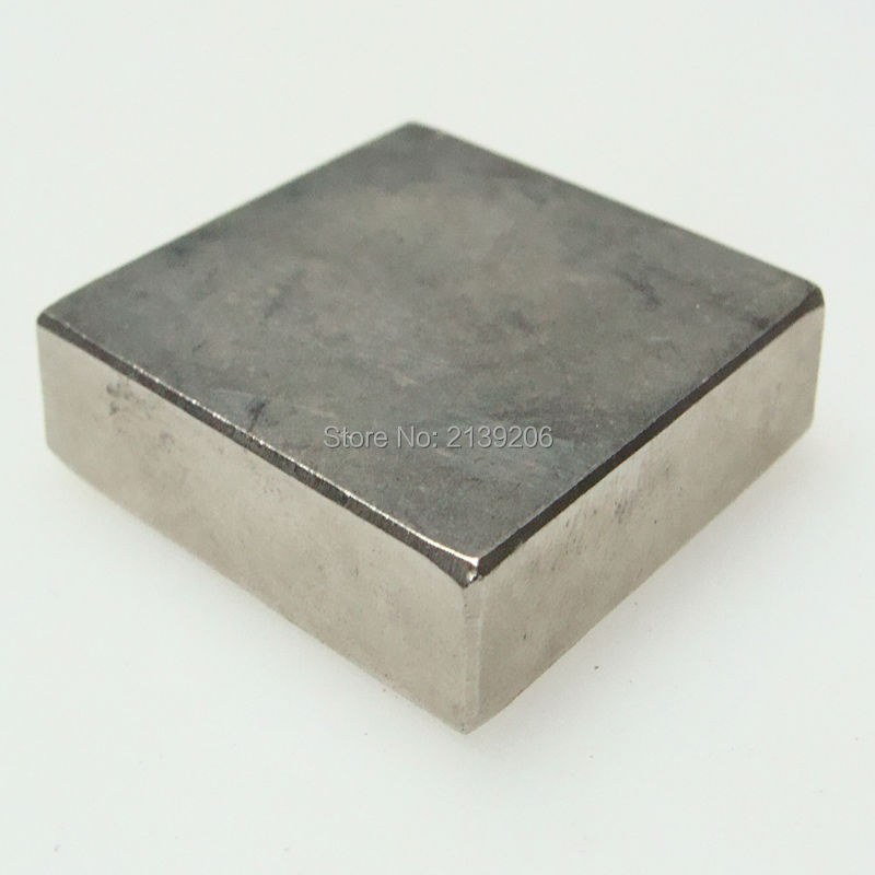 2PCS 40*40*20MM pull force 50KG extremely strong power sintered neodymium ndfeb permanent rare earth magnet fasterners p force power с доставкой сыктывкар