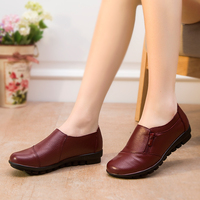 Spring Autumn Comfort Women S Shoes Soft Bottom Leisure Shoes Non Slip Bottom Leisure Women S