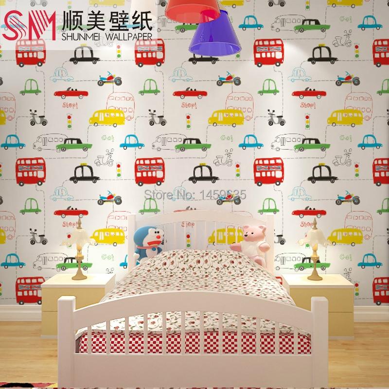 eco friendly t non woven wallpaper kamar anak wallpaper