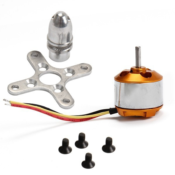 xiangtat XXD 2212 <font><b>750KV</b></font> Outrunner <font><b>Brushless</b></font> <font><b>Motor</b></font> for RC Quadcopters image