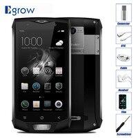 Blackview BV8000 Pro Водонепроницаемый мобильный телефон с IP68 5,0 FHD MTK6757 Восьмиядерный 6 ГБ Оперативная память 6 4G B Встроенная память 16MP Cam боковой ска