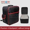 Backpack Soft Bag Shoulder Bag Outside Carrying Case for DJI Phantom 4 /PRO/ PRO+