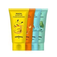 ZANABILI Korea Cosmetics Pokemon Foam Cleanser 150ml Facial Cleanser Moisturizing Face Care Shrink Pore Face Cleansing 1pc