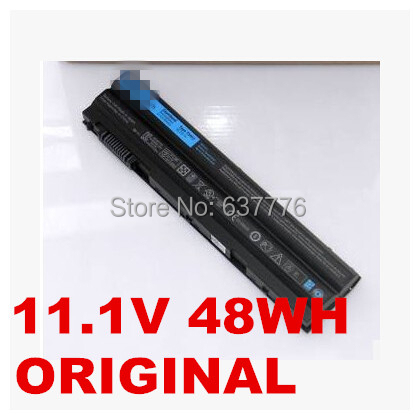 original notebook battery 11.1V 48WH For DELL 04NW9 05G67C 312-1163 312-1311 451-11694 8858X 8P3YX 911MD HCJWT KJ321