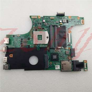 for DELL Inspiron 14 3420 laptop motherboard HD HM75 DDR3 07Y9FF Free Shipping 100% test ok used original motherboard for biostar th55 th55b hd 5 x motherboard 1156 pin h55 motherboard free shipping