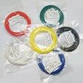 5 Metros Pluma 3D Impresora 1.75mm Filamentos X4 3d pluma PCL PCL De Plástico para Cables de Baja Temperatura de filamento