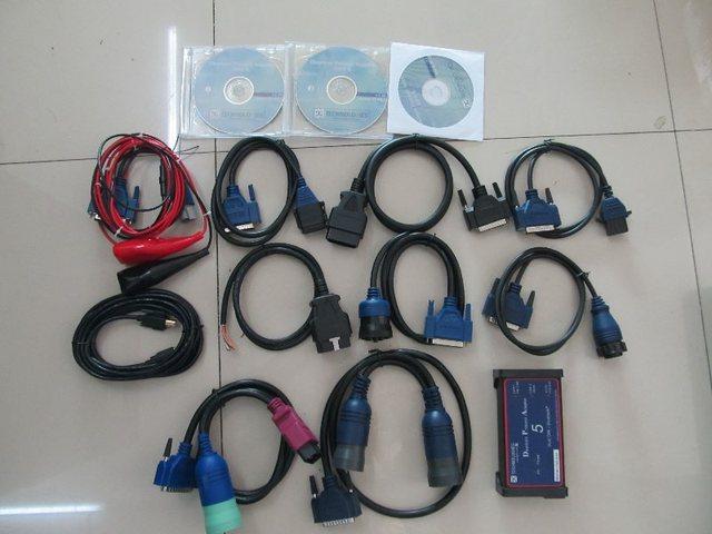 dpa5 truck diagnostic tool Full cables DPA5 Dearborn Protocol ...