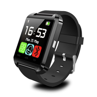 2016 NEW Smartwatch U8 Bluetooth Smart Watch For Samsung S5 S6 HTC Huawei LG Xiaomi Android