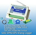 GSM SMS GPRS температурный индикатор для мониторинга на дальние расстояния беспроводной пульт дистанционного управления S262