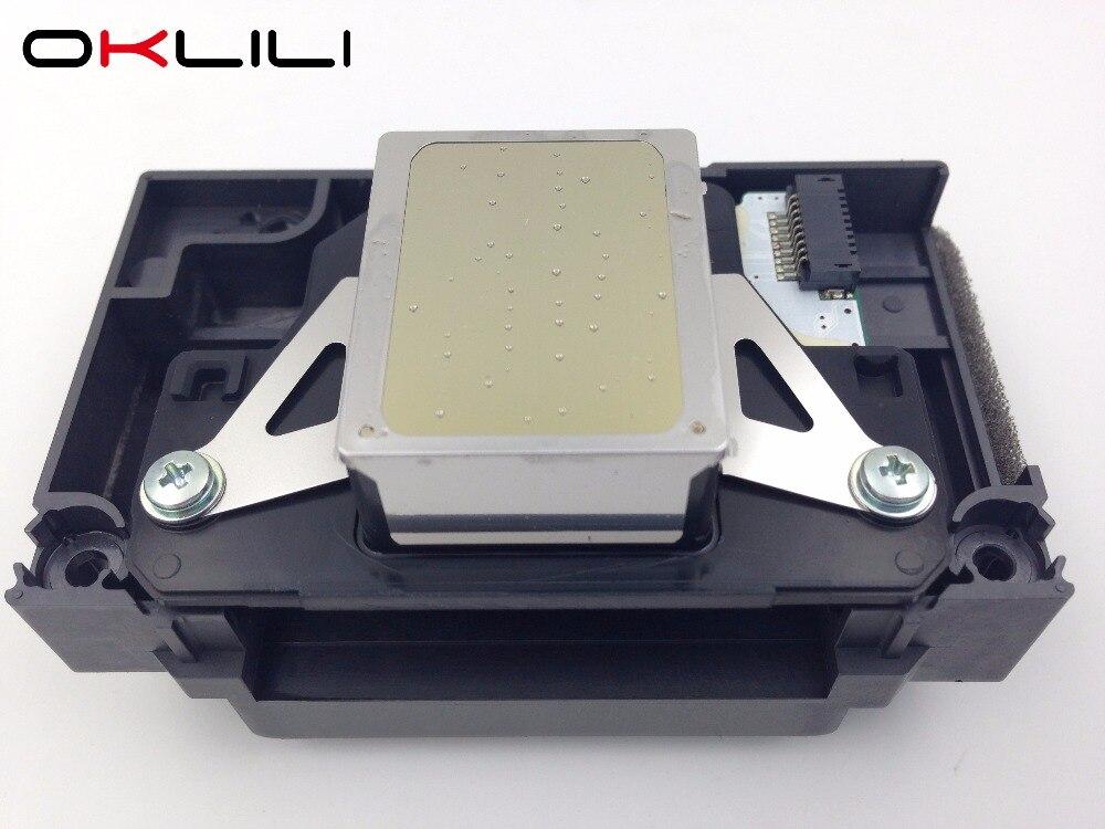 Оригинальный Новый F173050 F173060 печатающей головки для Epson 1390 1400 1410 1430 R265 R260 R270 R360 R380 R390 RX580 RX590