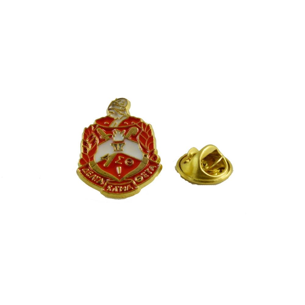 Delta Sigma Theta Earrings: Delta Sigma Theta Sorority Aka Pin Tie Tack 4pcs-in
