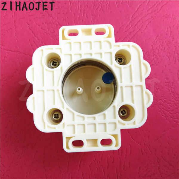 Tinta capping stasiun untuk Epson XP600 TX800 TX710 TX800 TX810 A800 TX820 print head F192040 cap top 1 pc ritel