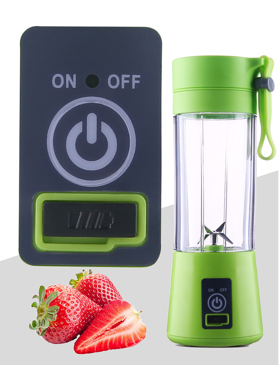 HTB1zaR5WmzqK1RjSZFpq6ykSXXaM 380ml Portable Juice Blender USB Juicer Cup Multi-function Fruit Mixer Six Blade Mixing Machine Smoothies Baby Food dropshipping