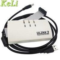 Free Shipping ULINK U Link2 ULINK2 Emulator ARM Emulator Original Firmware Support For The Latest MDK5