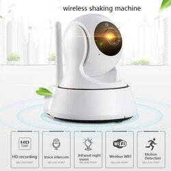 Главная безопасности IP Камера Wi-Fi Беспроводной мини сети Камера наблюдения Wi-Fi 720 P 1080 P Ночное видение CCTV Камера Видеоняни и Радионяни камера...