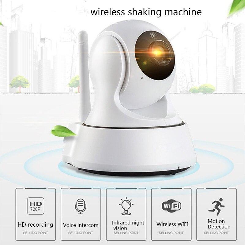 אבטחת בית IP מצלמה Wi-Fi אלחוטי מיני רשת Wifi 720 p 1080 p ראיית לילה CCTV מצלמה בייבי מוניטור