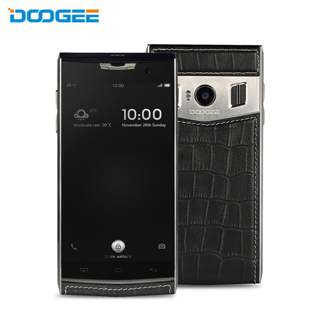 Original DOOGEE T3 RAM 3GB ROM 32GB 4G LTE Cellphone 4.7 inch Dual Screen Android 6.0 MTK6753 Octa Core with OTA OTG 13.0MP