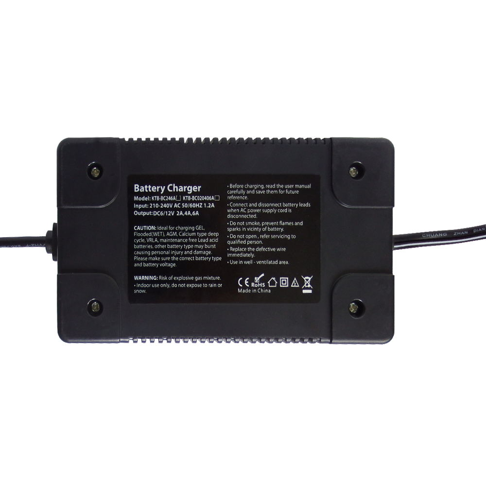 Catbo 6v 12v 2a 4a 6a Car Battery Charger Automatic Smart An Circuit For Sealed Lead Acid Batteries Is Maintainer Desulfator In Chargers From Consumer