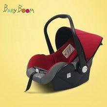 BabyBoom 0-1 лет ребенок безопасности автокресло установки Обратного стиль младенческой безопасности автокресло стул для ниже 13 кг ребенка