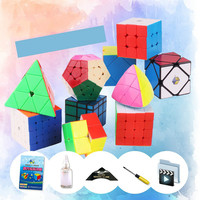 Magic Cube Professional Competition Speed Cube Puzzle Rubike Cube Cool Children Toys Kids Gifts