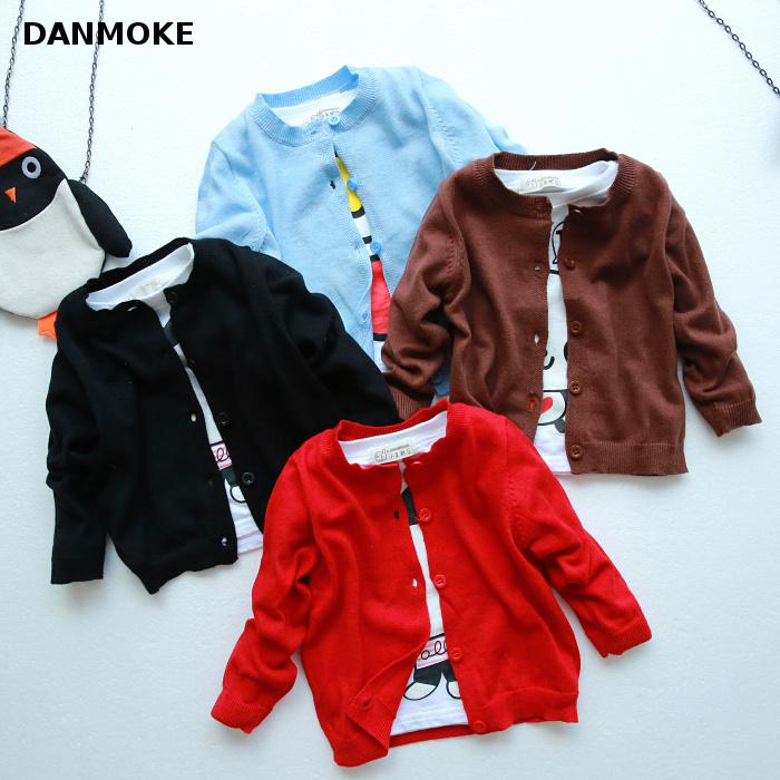 Danmoke-Autumn-Baby-Girl-Sweater-Casual-Baby-Girl-Boy-Cotton-Cardigan-Long-Sleeve-O-neck-Solid-Children-Sweater-Coats-4