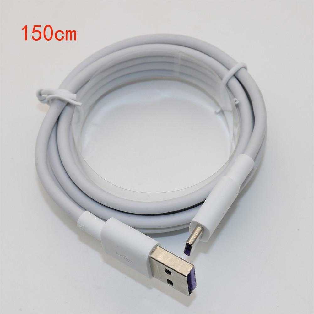 Image 4 - Оригинальный huawei Supercharge 5A Тип C кабель Коврики 9 10 Pro P10 плюс P20 Pro Honor 10 V10 быстрое зарядное устройство кабель для зарядки с портом USB 3,0 Тип C-in Зарядные устройства from Мобильные телефоны и телекоммуникации on AliExpress