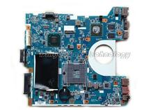 SHELI MBX 270 laptop Motherboard For Sony V170 MBX-270 1P-0123J00-6012 A1875366A for intel cpu with non-integrated graphics card