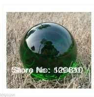 Asian Rare Natural Quartz Hijau Magic Crystal Healing Bola Sphere 40mm