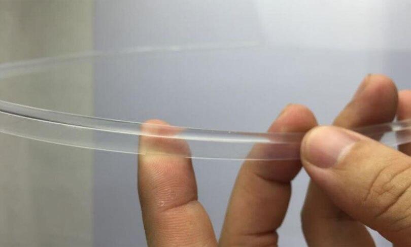 PMMA optical fiber cable