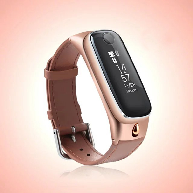 5pcs Wholesale Wholsmart Wristband With Fitness Tracker Sleep Monitor Smaports Smart Bracelet For Ios Android Phone Online Shop