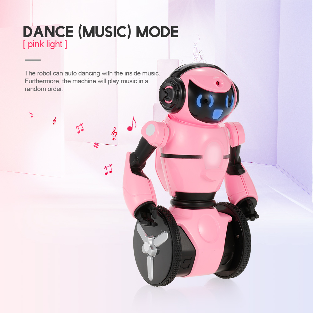 Wltoys RC Robot F4 0.3MP Camera Wifi FPV APP Control Intelligent G-sensor Smart Robot Super Carrier RC Toy Gift for Children (9)
