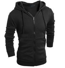 2017 Spring Men Hoodies Zipper Fitness Long Sleeve Leisure Thin Men's Fashion Hoodie Jacket Hooded Sweatshirt Moleton Masculino