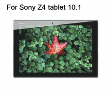 2.5D 0.26mm 9H tempered glass screen protector flim For sony xperia Z4 tablet 10.1 SGP771