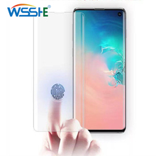 3D Protection Film For Samsung Galaxy S10 s9 Plus S8 Edge Screen Protector  Soft Note 8 Full cover