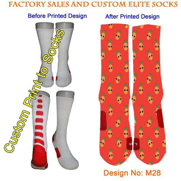 84393291467 Image00012 Sublimation printed elite socks with custom design custom  packing ...