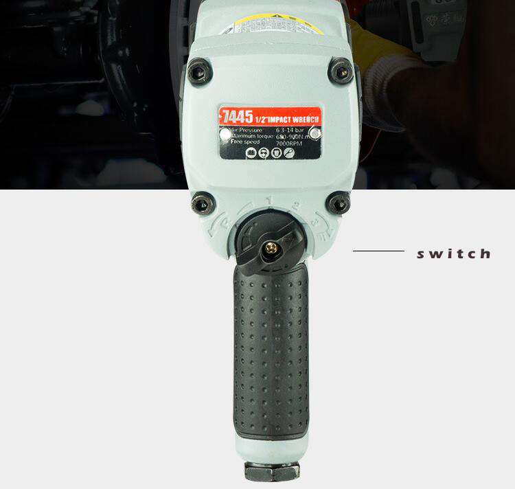 Image 2 - 7445 Pneumatic Wrench,Professional Auto Repair Pneumatic Tools,Spanners Air Tools-in Pneumatic Tools from Tools on