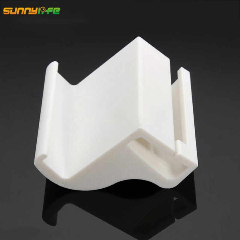 Sunnylife ファントム 3 10 インチ 20.5 センチメートルタブレットモニター延長ホルダーブラケット 3D のために印刷 DJI ファントム 4 Inspire1 リモート制御