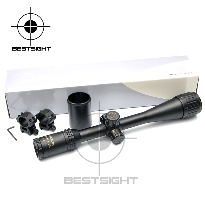 Carl ZEISS 4-16X40 Golden Marking Optics Riflescope Hunting Scope Tactical Gear Red And Green Illumination Airsoft Air Rifle optics rifle scope carl zeiss 3 9x40 golden marking riflescope red and green dot illumination optics hunting sniper gear