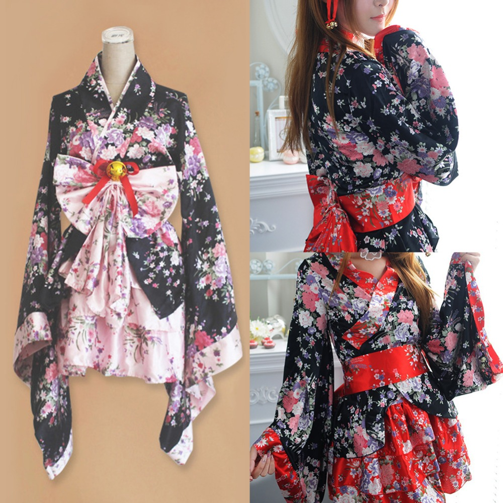 2017 fashion cute Heavy Sakura Cosplay Anime Outfit ...