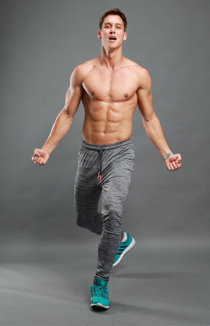 2017 gyms new men pants compress gymming leggings men