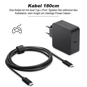 Image 5 - Universal Laptop Adapter 65W EU Wall PD Charger Type C Power Supply for Macbook Pro 12 13 inch 61W for DELL XPS 12 xiaomi air