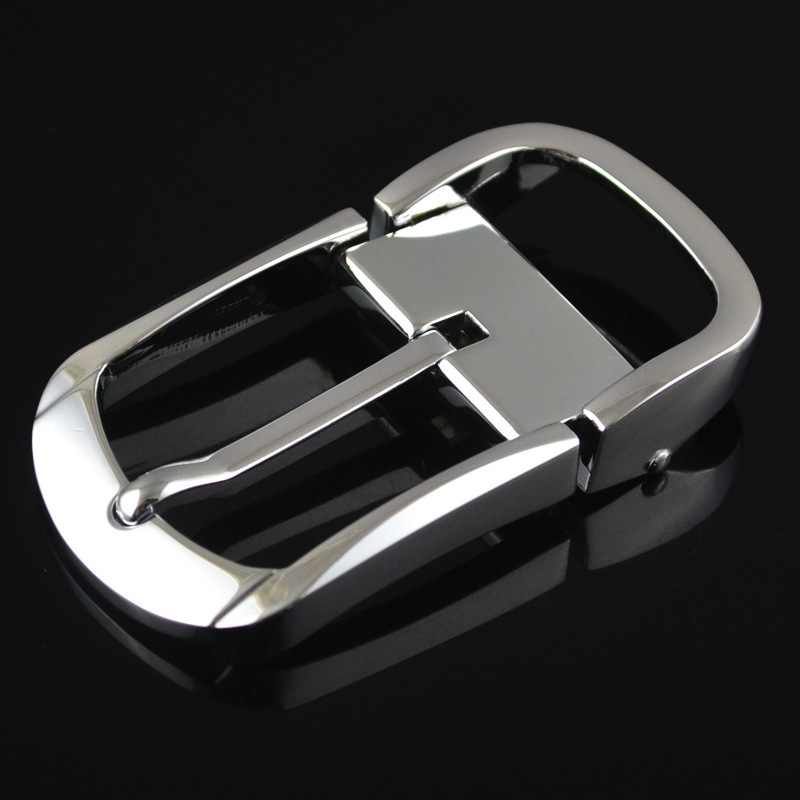 Genuine Men's Belt Head, Belt Buckle, Leisure Belt Head Business Accessories Buckle Width 3.5CM Luxury Fashion Jare Belt Buckle