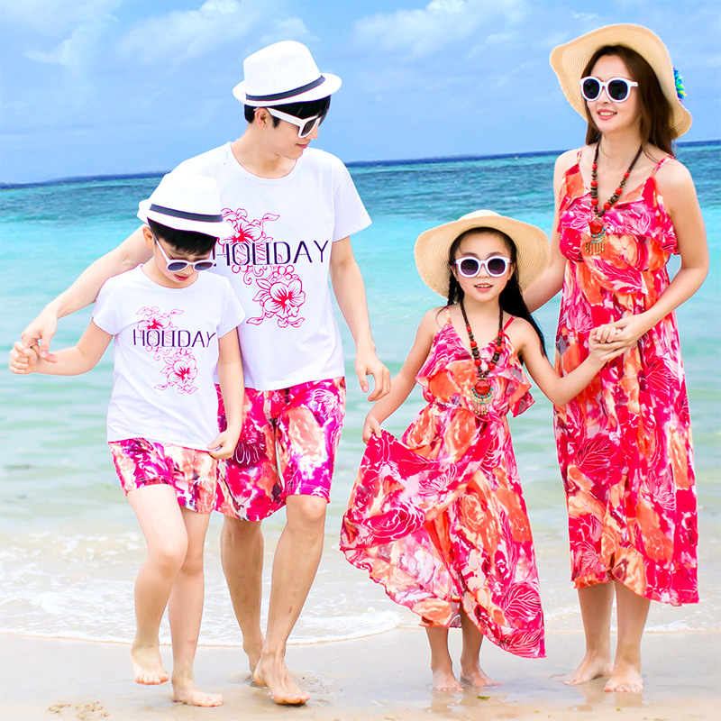 Children Summer 2018 New Family Beach Vacation With A