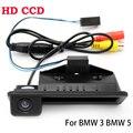 Для Sony CCD HD Автомобиль Багажника Ручка Камера Заднего Вида Для BMW E60 E61 E70 E71 E72 E82 E88 E84 E90 E91 E92 E93 Для BMW 1 3 5X5X6 X1