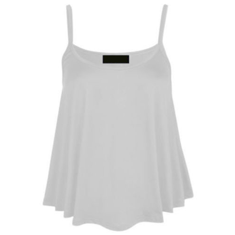 plus size Fashion Women Summer Vest Top Sleeveless Shirt Casual Tank Tops