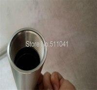 Gr2 Titanium Tube Grade2 Resistance To High Pressure High Temperature Titanium Tube Titanium Thread Tube 32
