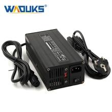 Ładowarka akumulatorów litowych 67.2V 4A do akumulatora 16S 60V 4A e bikeo zasilacz do roweru elektrycznego