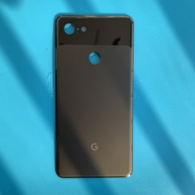 Новое поступление для Google Pixel 3 XL оригинальная Задняя стеклянная крышка для батареи Чехол для Google Pixel 3 XL задняя дверца-крышка лента