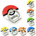 pokemonGO 360 Finger Ring Mobile Phone Smartphone Stand Holder For iphone 7 samsung huawei HTC Tablet Mount Stand Phone Holder