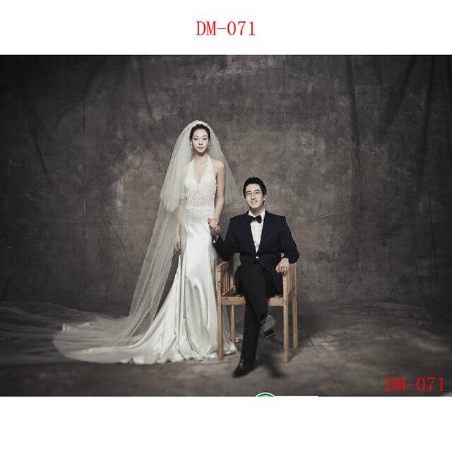 Pro teint mousseline décors pour Studio Photo ancien maître peinture Vintage photographie fond personnalisé mariage toile de fond DM-056